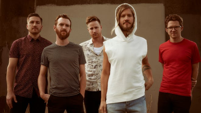 Nashville-based rock group Moon Taxi