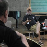 Folk icon Tom Paxton shares lessons learned at Swannanoa Gathering