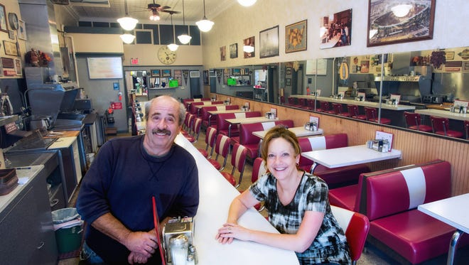 Connie and Wally Shaffer have owned Connie's Diner at 175 S. Main St. since 2014.