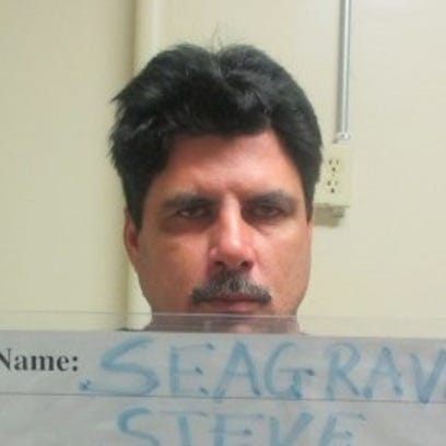 Steven Camacho Seagraves led police on a chase, which ultimately ended in his death