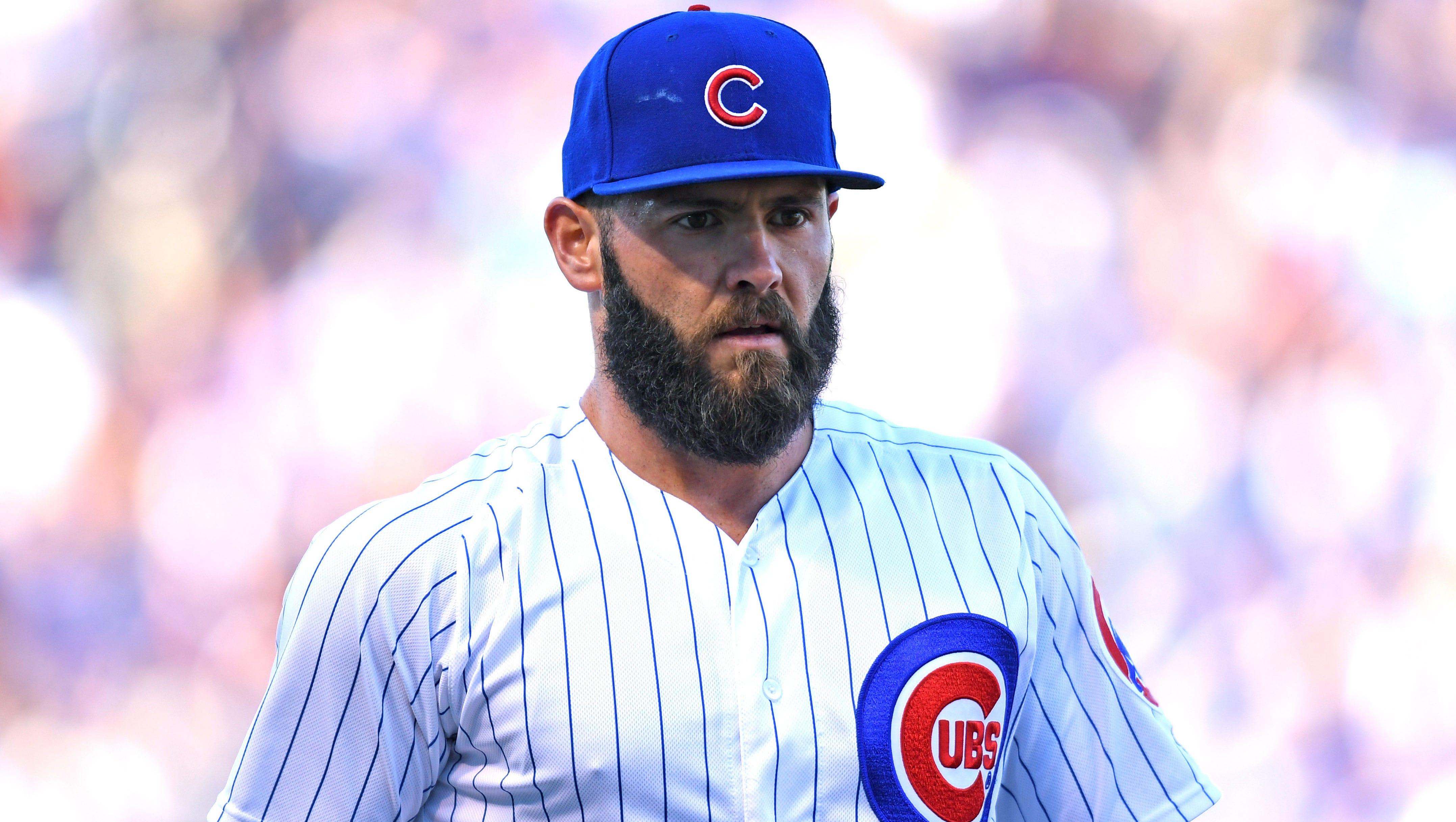 Cubs' Jake Arrieta on point as free agency nears: 'I like my chances'