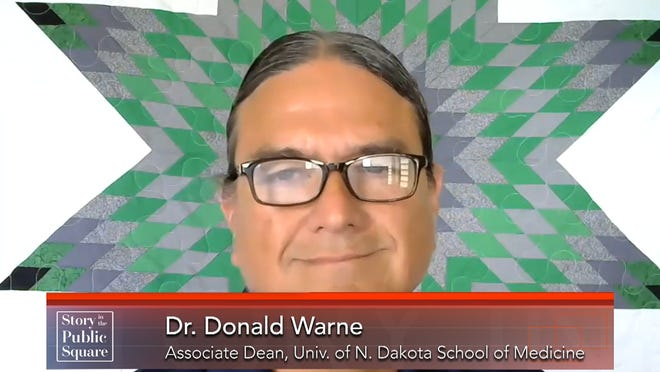 Dr. Donald Warne / Story in the Public Square