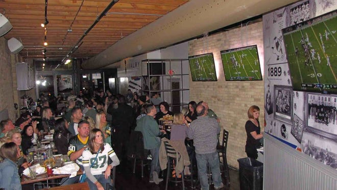 Rivalry, 223 N. Water St., focuses on sports, food and drink rivalries of Wisconsin and Illinois.