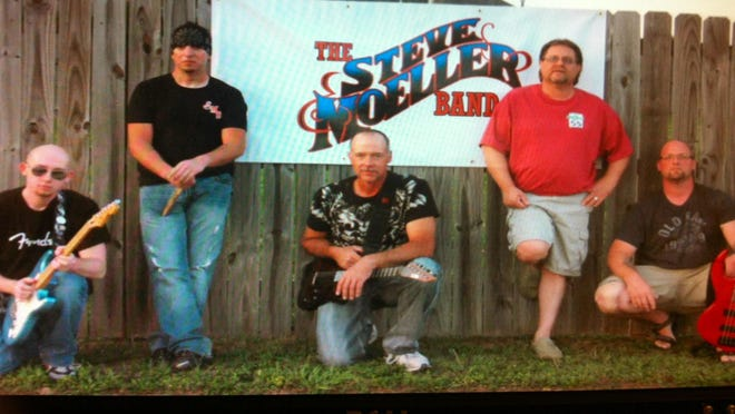 The Steve Moeller Band plays Friday night at Just One More in Republic. No cover charge.