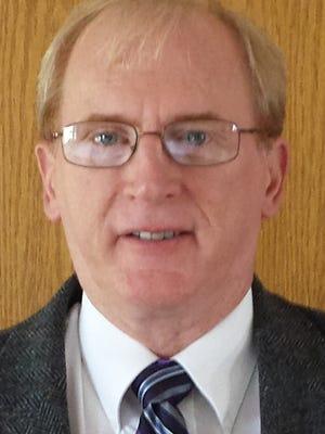Bob Eidahl, superintendent of the Berlin Area School District.