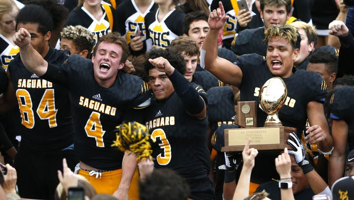 Dynasties in Arizona high school sports: Most consecutive state titles