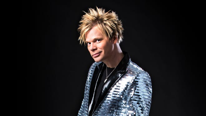 Jazz, funk and R&B artist Brian Culbertson is headed to the Scottish Rite Auditorium.