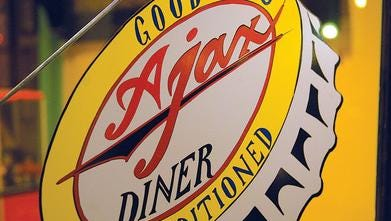 Ajax Diner in Oxford is one of USA Today's 10 Best Iconic Southern REstaurants