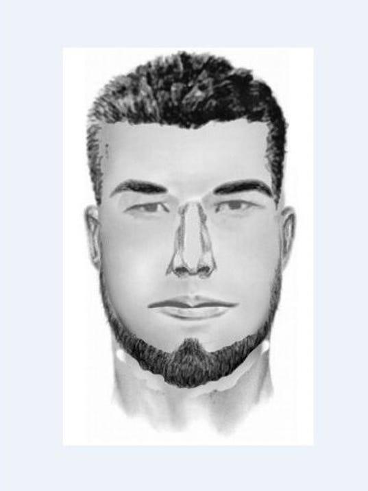 Composite of man in sex assault