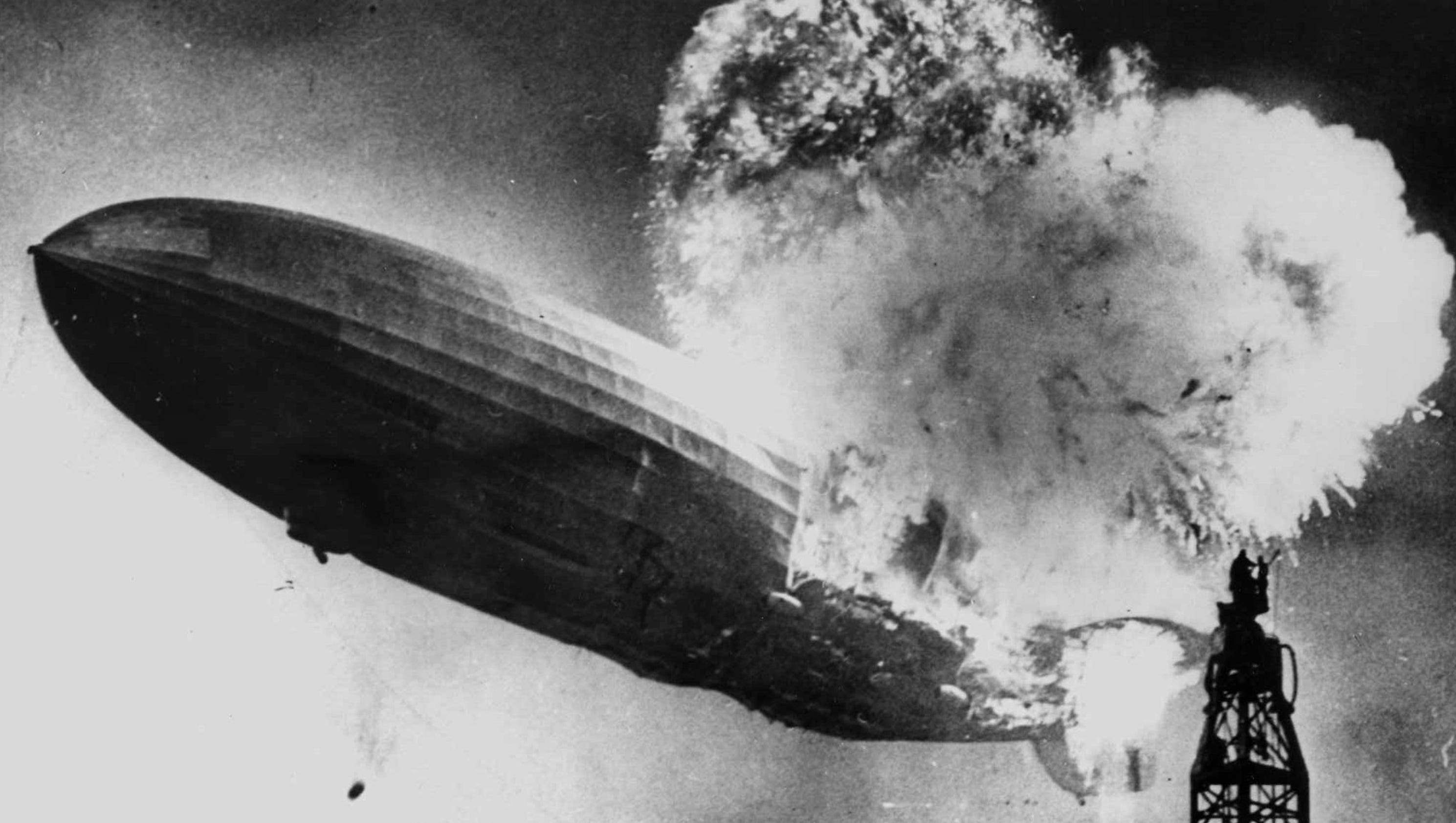 an analysis of the hindenburg The hindenburg, free study guides and book notes including comprehensive chapter analysis, complete summary analysis, author biography information, character profiles, theme analysis, metaphor analysis, and top ten quotes on classic literature.