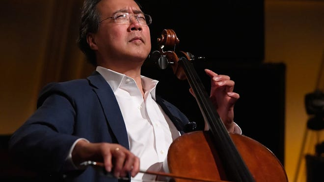 Yo-Yo Ma performs June 25 on SiriusXM's Symphony Hall hosted by David Srebnik.