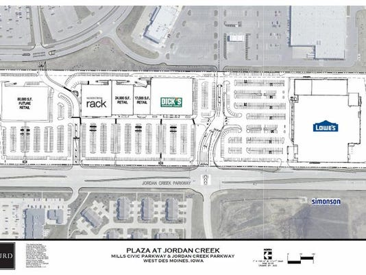 Nordstrom Rack arrives this fall in West Des Moines