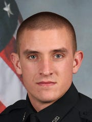 Officer Richard White, Knoxville Police Department