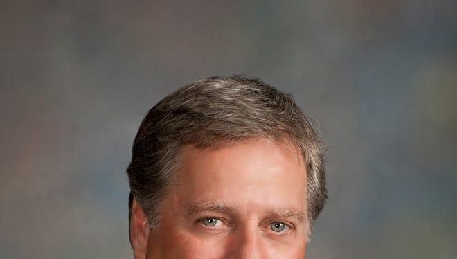 Thomas Coleman, NJSIAA president