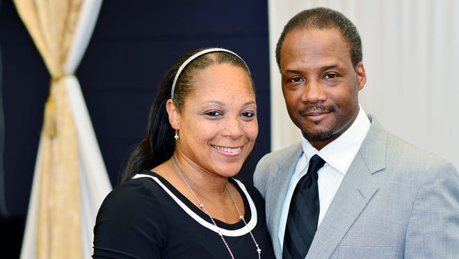 Pastor Anthony and First Lady Sybil Smiley spend a lot of time at their church, City of David.