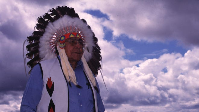 Earl Old Person died Wednesday at 92. He was America's longest-serving elected tribal official.