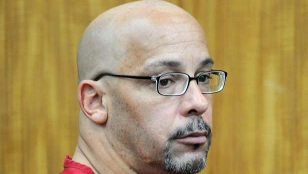 Willie Ledet in court Thursday Nov. 29, 2011. In a case ori9inally dropped by the U.S. Attorney's office during a right with the ATF but reopened by the Washoe District Attorney he was due to be arraigned but had yet to be appointed an attorney.