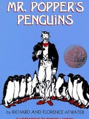 'Mr. Popper's Penguins' by Richard Atwater