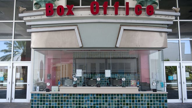 The CMX Cinemas movie theater at Downtown Palm Beach Gardens plans to reopen Friday after being closed since March because of the novel coronavirus pandemic.