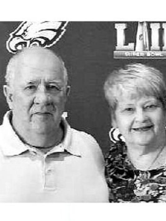 Anniversaries: Frank Hartenstein & Judy Hartenstein