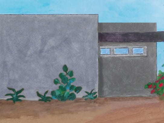 A rendering for another style of Guest House Advantage's