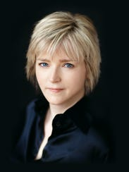 "Karin Slaughter's new book is ""Pretty Girls."""