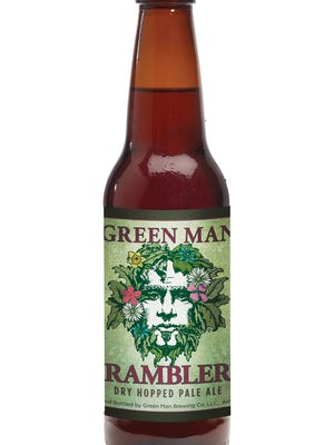 Asheville's Green Man Brewery has The Rambler dry hopped pale ale for sale in both Carolinas and Tennessee and Florida in 12 ounce six packs.