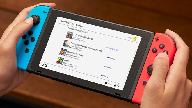 Nintendo has a Black Friday bonanza planned.