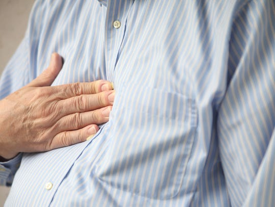 Gastroesophageal reflux disease, commonly referred