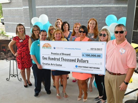 Promise in Brevard receives grant