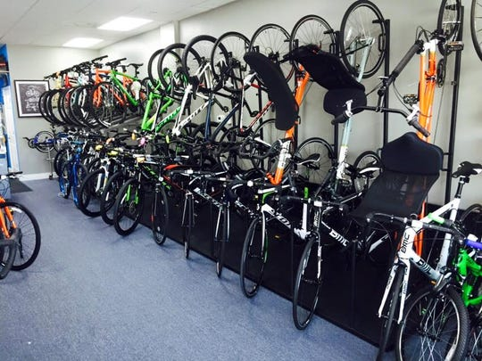 Coastline Cyclery has a store in Fort Myers.