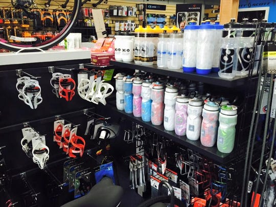 Coastline Cyclery in Fort Myers carries an assortment