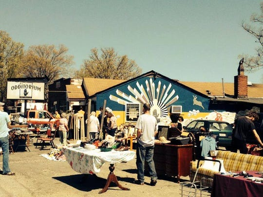Hang out at The Odditorium on Saturday to pick up some knick-knacks or make some money selling your own.