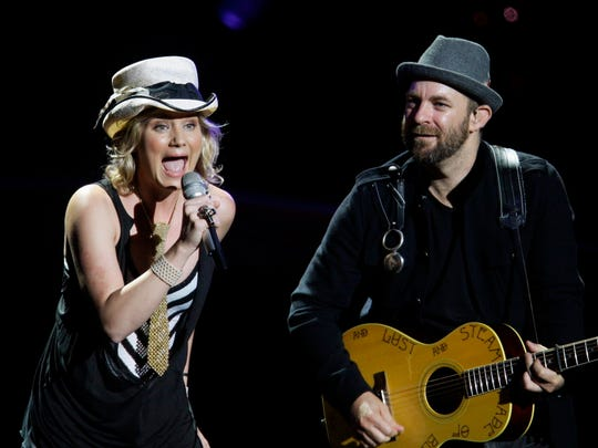Summerfest was one of the last shows country pop duo Sugarland played in 2011 before going on hiatus. With the band back together and releasing new music, a summer tour is likely — and we're predicting, a return to the Big Gig.