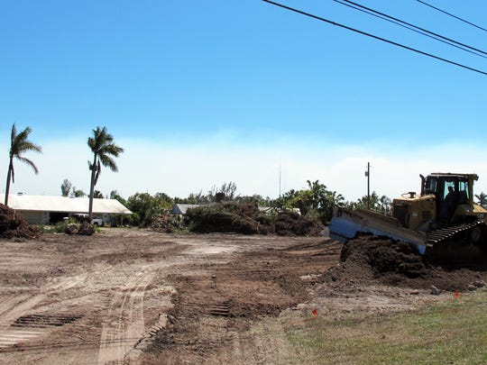 Neal Communities began clearing more than 38 acres