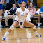 St. Philip graduate Allyson (Riley) McKnight is a part of the 2015 Grand Valley State University Athletic Hall of Fame Class. She was a two-time All-American and a Division II National Champion for the Lakers' volleyball team.