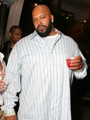 HOLLYWOOD - JUNE 26:  CEO of Death Row Records Suge