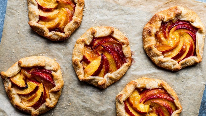 This all-purpose galette can be filled with almost any kind of fruit, such as berries and stone fruits. You can also leave the sugar out of the dough and make savory tarts.