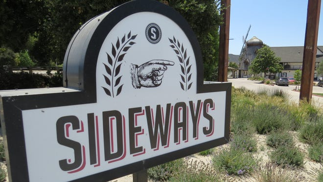 """The Sideways Inn has opened at what used to be the Days Inn Windmill hotel in Buellton. In the movie """"Sideways,"""" characters Jack and Miles stayed in Room 234 while on a wine-tasting trip to the Santa Ynez Valley."""