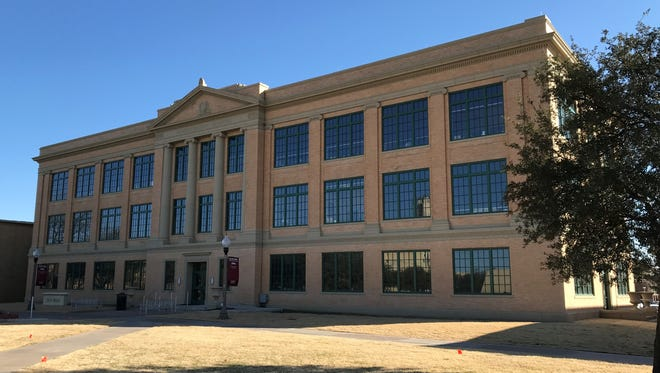McMurry University's Old Main is being recognized by Preservation Texas.