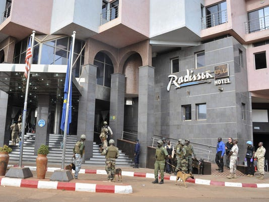 All hostages released in Mali