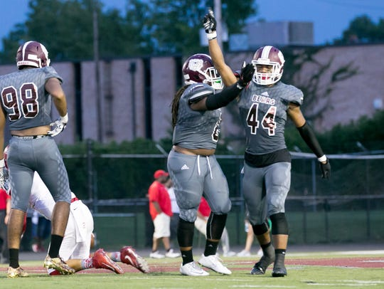 Cameron McGrone (44) has offers from IU and Tennessee.