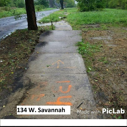 134 W. Savannah After Photo from Rickman 10.4.16