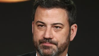 Jimmy Kimmel goes where he has ever gone before on 'Jimmy Kimmel Live!'