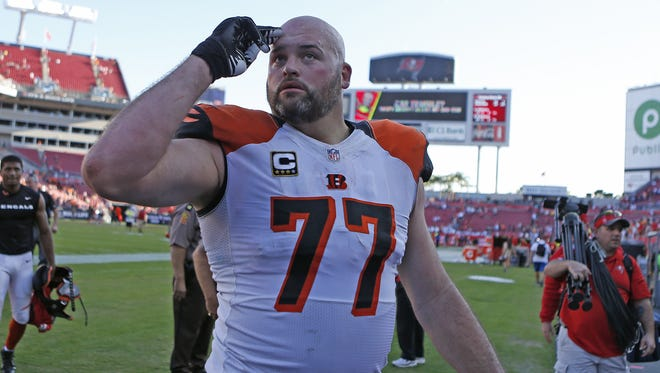 Tackle Andrew Whitworth will be key to stopping Raiders defensive end Khalil Mack.