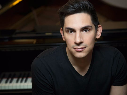 Composer Clint Borzoni