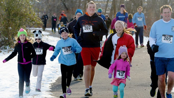The Waynesboro Family YMCA's annual Turkey Trot, scheduled for Nov. 24, will have something for everyone, whether you're running, swimming, or just walking.
