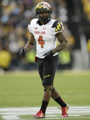 Maryland defensive back William Likely