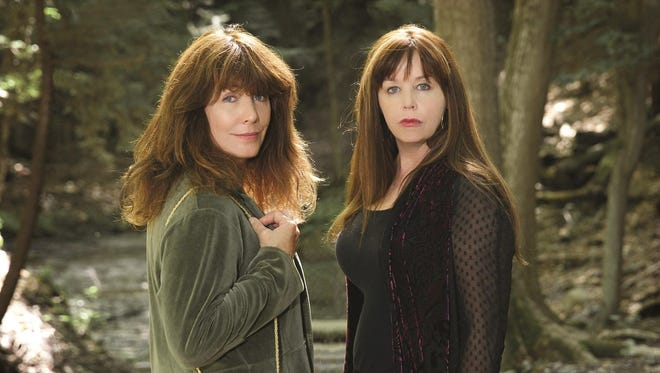 The Burns Sisters perform Sunday in Oxford.