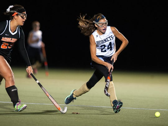 Middlebury vs. Essex Field Hockey 10/29/14